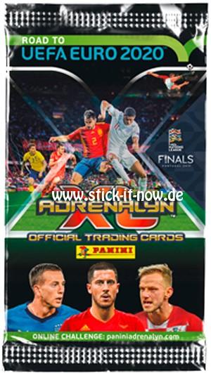 "Adrenalyn XL ""Road to UEFA EURO 2020"" - Booster (6 Karten)"