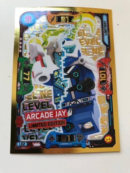 "Lego Ninjago Trading Cards - SERIE 5 ""Next Level"" (2020) - Nr. LE2"