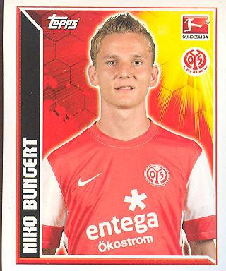 Topps Fußball Bundesliga 11/12 - Sticker - Nr. 257