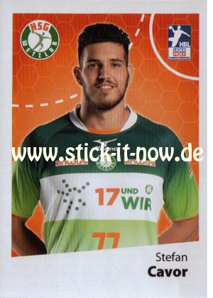 LIQUE MOLY Handball Bundesliga Sticker 19/20 - Nr. 188