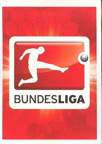 Topps Fußball Bundesliga 11/12 - Sticker - Nr. 1