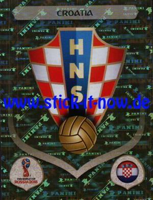 "Panini WM 2018 Russland ""Sticker"" - Nr. 312 (Glitzer)"