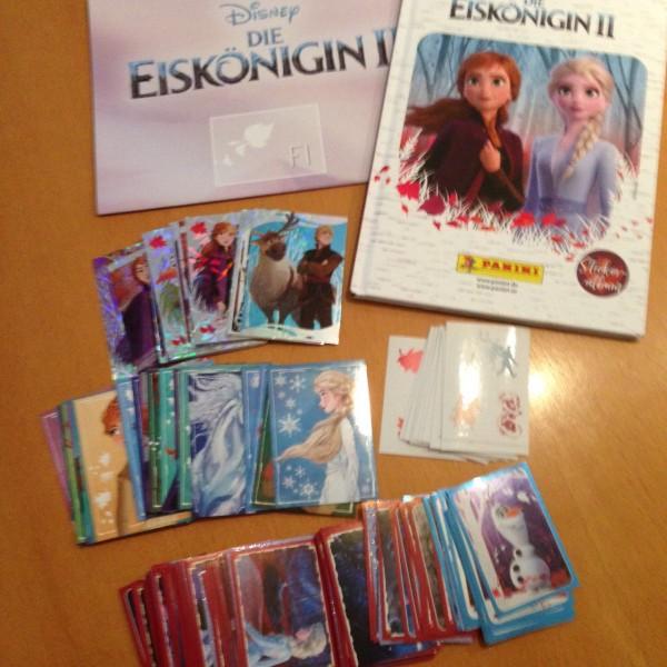 """Disney Frozen """"Die Eiskönigin 2"""" (2019) - Komplettsatz ( Hardcover )"""