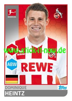 "Topps Fußball Bundesliga 17/18 ""Sticker"" (2018) - Nr. 145"