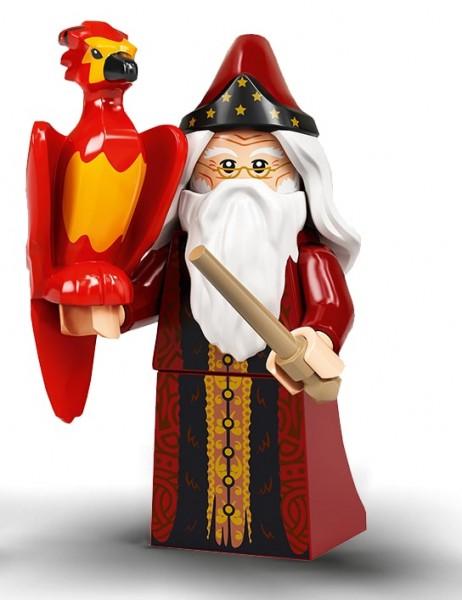 "Lego Minifiguren ""Harry Potter"" Serie 2 (2020) - Albus Dumbledore - Nr. 2"