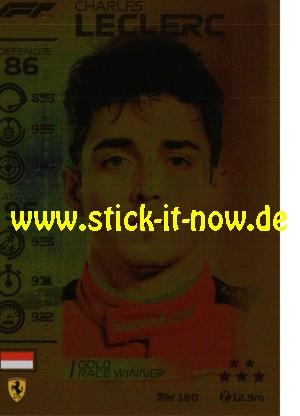 "Turbo Attax ""Formel 1"" (2020) - Nr. 180 (Gold Race Winner Card)"