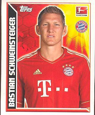 Topps Fußball Bundesliga 11/12 - Sticker - Nr. 306