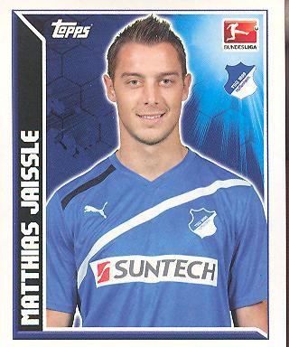 Topps Fußball Bundesliga 11/12 - Sticker - Nr. 178