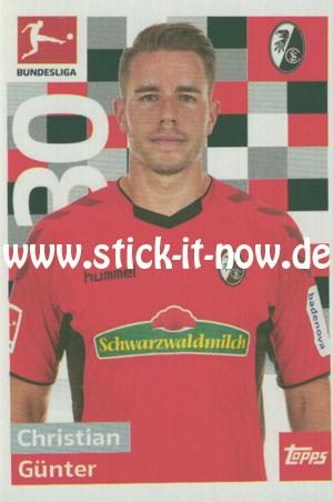 "Topps Fußball Bundesliga 18/19 ""Sticker"" (2019) - Nr. 97"
