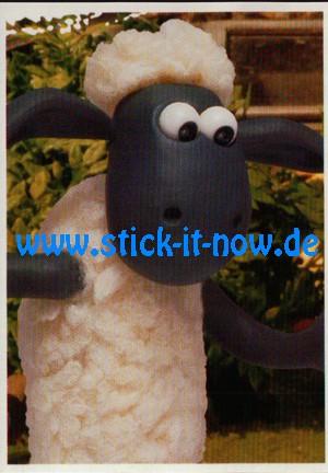 """Aldi Nord - Shaun das Schaf """"Sticker"""" - Nr. 19"""