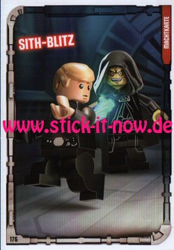 Lego Star Wars Trading Card Collection (2018) - Nr. 176