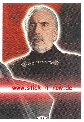 Force Attax Movie Collection - Serie 3 - SEPARATIST 6/9 - Nr. 189