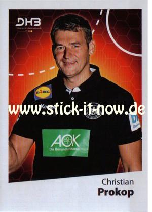 LIQUE MOLY Handball Bundesliga Sticker 19/20 - Nr. 449