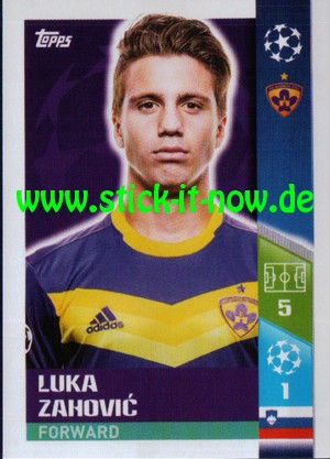 Champions League Sticker 2017/2018 - Nr. 580