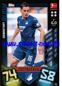 "Topps Match Attax Bundesliga 2019/20 ""Action"" - Nr. 440"