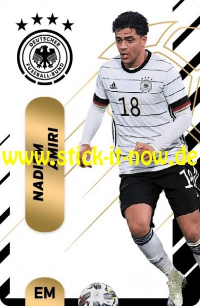 "Ferrero Team Sticker EM 2020 (2021) - ""Action"" Nr. 17 ( Amiri )"