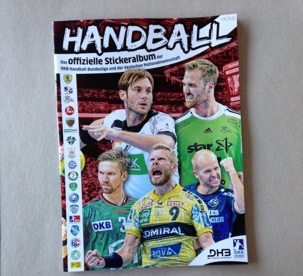 DKB Handball Bundesliga Sticker 16/17 - Stickeralbum