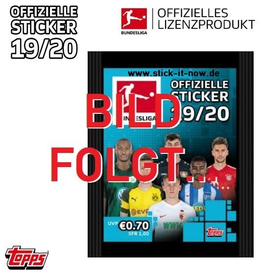 Topps Fussball Bundesliga 2019 20 Sticker 2019 Komplettsatz Alle 295 Sticker Album