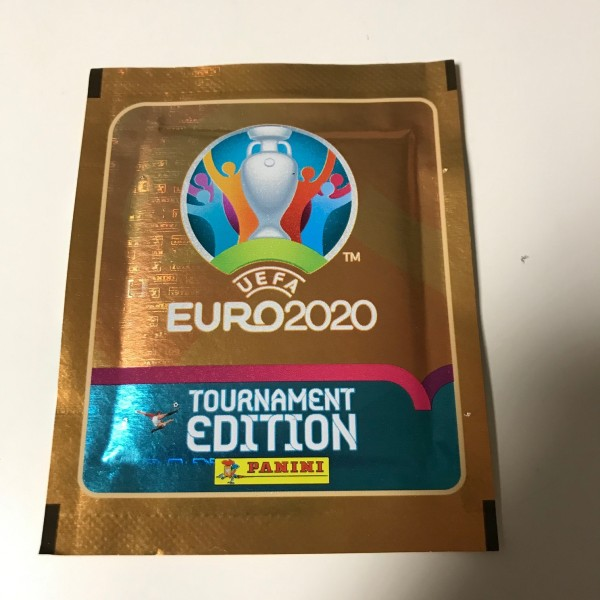 Panini UEFA EM 2020 Tournament Edition (2021) - Stickertüte ( 5 Sticker )