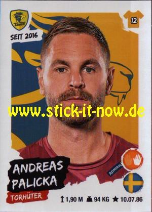 """LIQUI MOLY Handball Bundesliga """"Sticker"""" 20/21 - Nr. 73"""