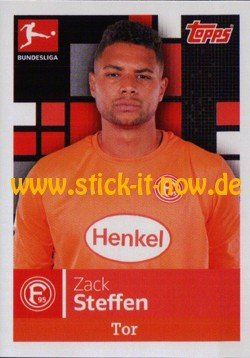 "Topps Fußball Bundesliga 2019/20 ""Sticker"" (2019) - Nr. 80"
