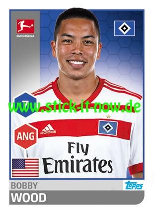 "Topps Fußball Bundesliga 17/18 ""Sticker"" (2018) - Nr. 107"