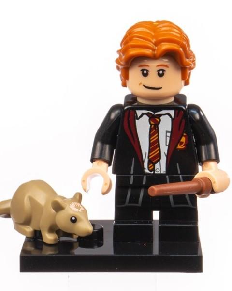 "Lego Minifiguren ""Harry Potter"" (2018) - Ron Weasley in Schuluniform - Nr. 3"