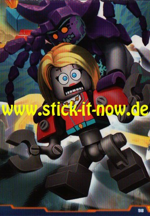 Lego Nexo Knights Trading Cards - Serie 2 (2017) - Nr. 98