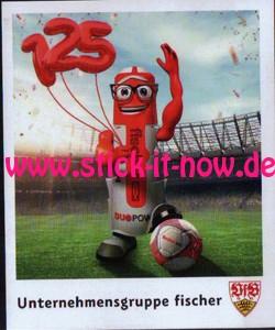"""VfB Stuttgart """"Bewegt seit 1893"""" (2018) - Nr. 137"""