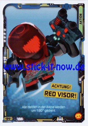 "Lego Ninjago Trading Cards - SERIE 5 ""Next Level"" (2020) - Nr. 94"