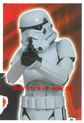 Force Attax Movie Collection - Serie 3 - DAS IMPERIUM 9/9 - Nr. 174