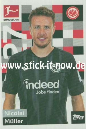 "Topps Fußball Bundesliga 18/19 ""Sticker"" (2019) - Nr. 89"