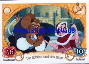 Topps Disney Princess Trading Cards (2017) - Nr. 23
