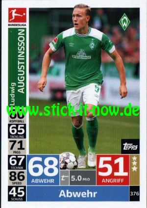 "Topps Match Attax Bundesliga 18/19 ""Action"" - Nr. 376"
