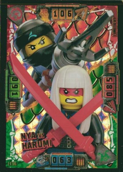 Lego Ninjago Trading Cards - SERIE 4 (2019) - Nr. LE 16