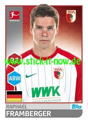 "Topps Fußball Bundesliga 17/18 ""Sticker"" (2018) - Nr. 6"