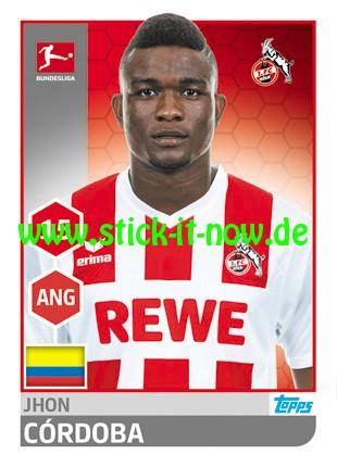"Topps Fußball Bundesliga 17/18 ""Sticker"" (2018) - Nr. 152"