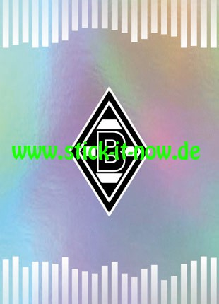 "Topps Fußball Bundesliga 17/18 ""Sticker"" (2018) - Nr. 202 (GLITZER)"
