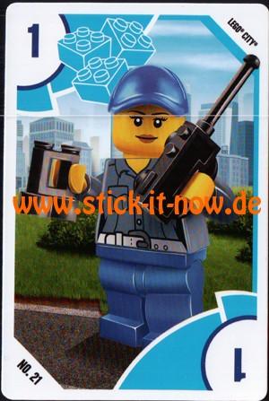 "Lego Sammelkarten ""toysRus"" (2017) - Nr. 21"