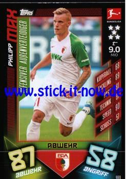 "Topps Match Attax Bundesliga 2019/20 ""Action"" - Nr. 469"