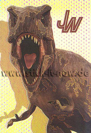 Jurassic World - Trading Cards (2015) - Nr. 3