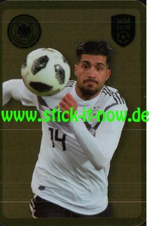 Ferrero DFB Team Cards WM 2018 - Emre CAN - (Limited Edition)