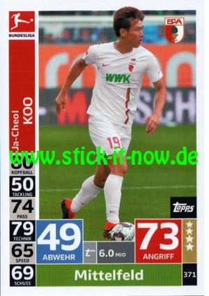 "Topps Match Attax Bundesliga 18/19 ""Action"" - Nr. 371"