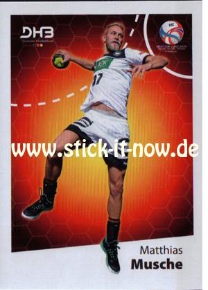 LIQUE MOLY Handball Bundesliga Sticker 19/20 - Nr. 433