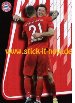 "FC Bayern München 19/20 ""Karte"" - Nr. 36"