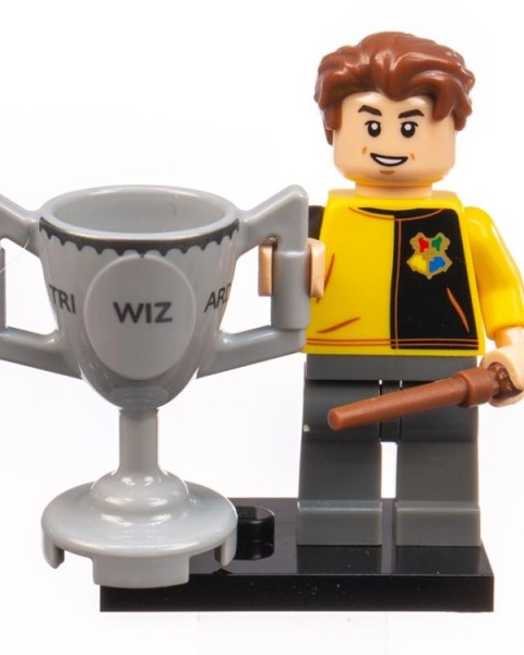 "Lego Minifiguren ""Harry Potter"" (2018) - Cedric Diggory - Nr. 12"