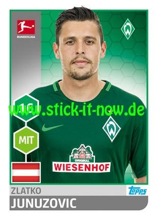 "Topps Fußball Bundesliga 17/18 ""Sticker"" (2018) - Nr. 44"