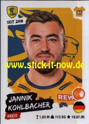 """LIQUI MOLY Handball Bundesliga """"Sticker"""" 20/21 - Nr. 84"""