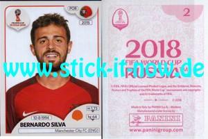 "Panini WM 2018 Russland ""Sticker"" INT/Edition - Nr. 115"