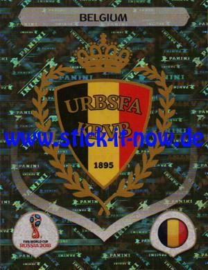 "Panini WM 2018 Russland ""Sticker"" - Nr. 512 (Glitzer)"